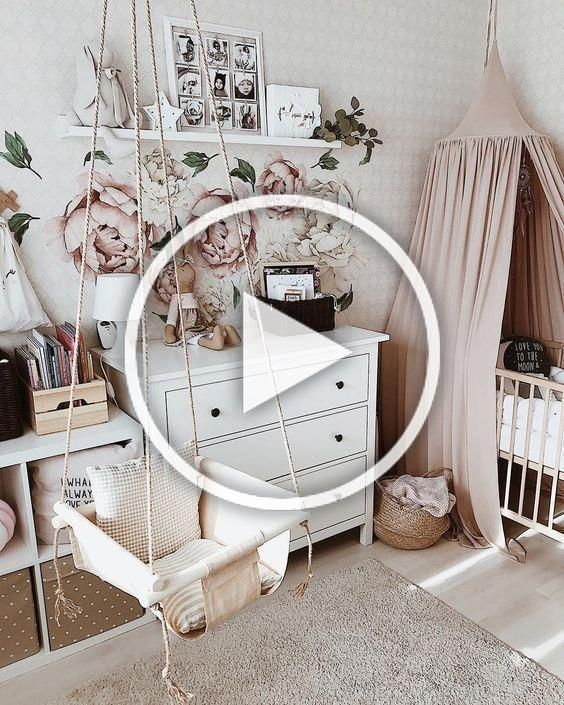 Exceptional Baby Girl Nursery Ideas That Are So Dreamy - If youve constantly desired a charming room for your newborn, scroll down as well as see these baby girl nursery ideas. Youll be motivated over them. #babygirlnursery #nurseryroomideas #nurserydecor #homedecor #nurseryideas