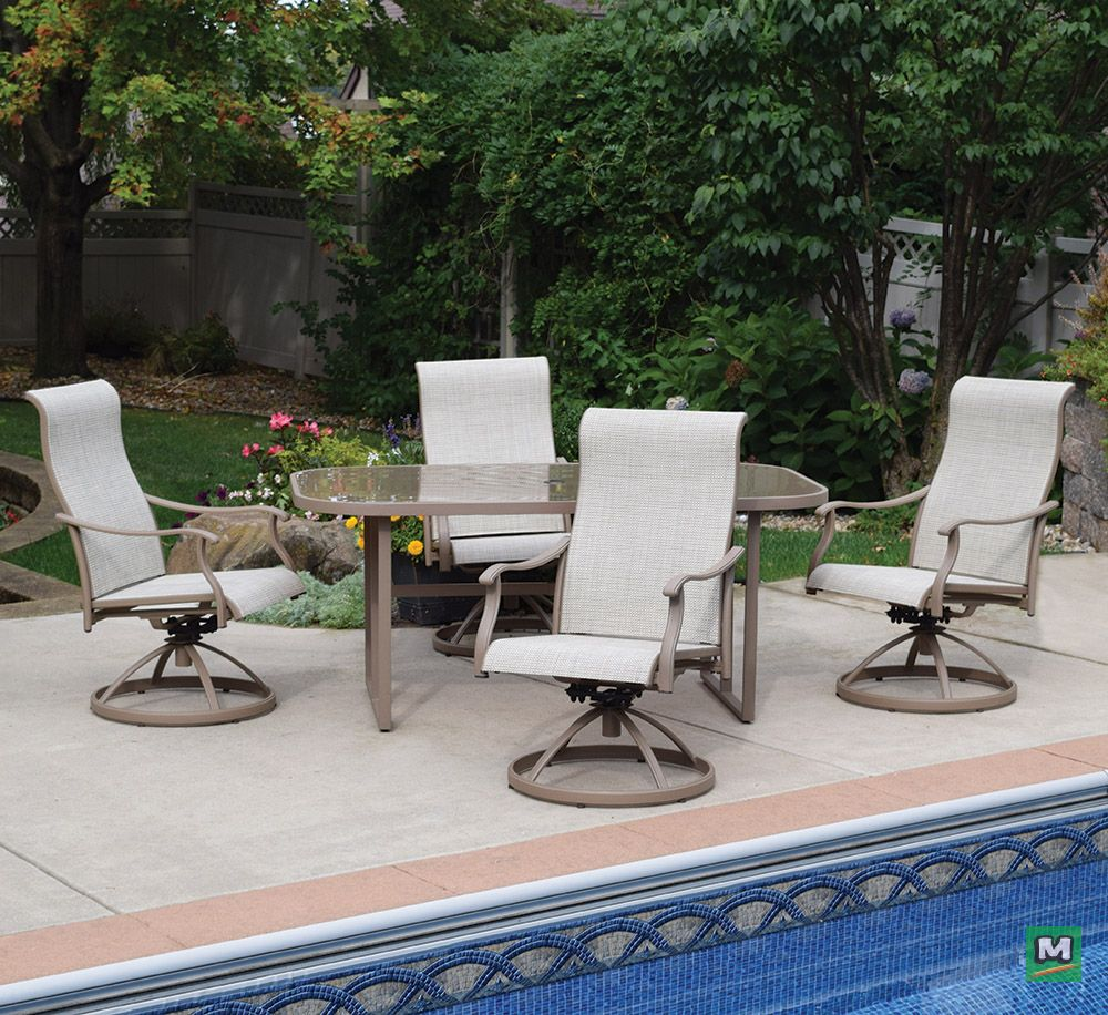 The Albany Point Collection Blends The Right Amount Of Style With Comfort Makes A Great Choice For Patio Furniture Collection Outdoor Furniture Sets Patio Set