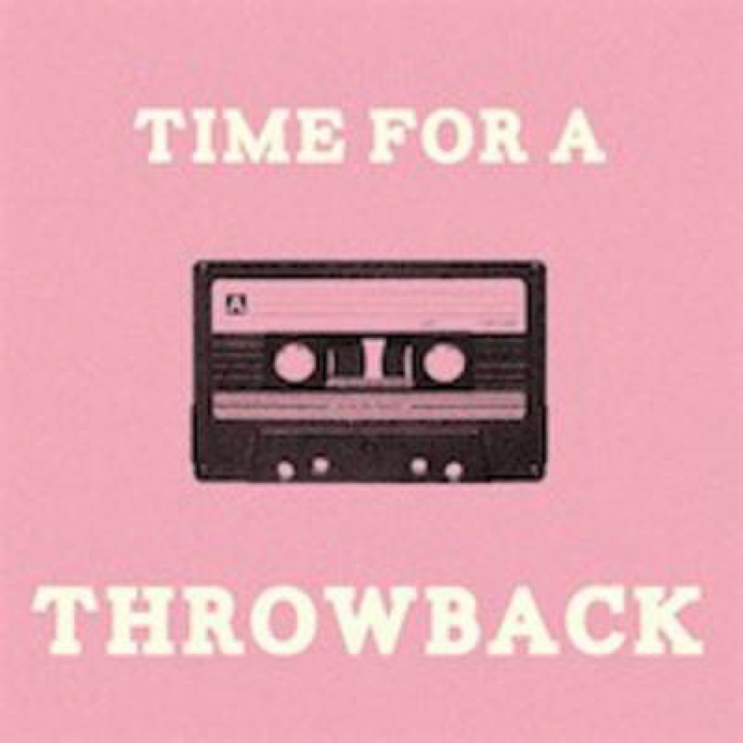 Image result for throwback