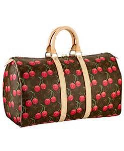 4e8269e7f4b Louis Vuitton cherry purse