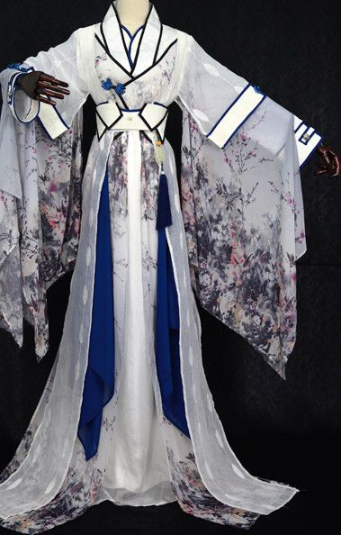 Traditional Chinese Imperial Court Dress Asian Clothing National Hanfu Costume Han China Style