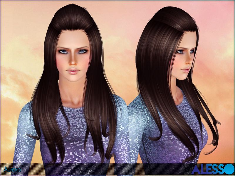 Épinglé sur The Sims 3 & 4 Hairstyles