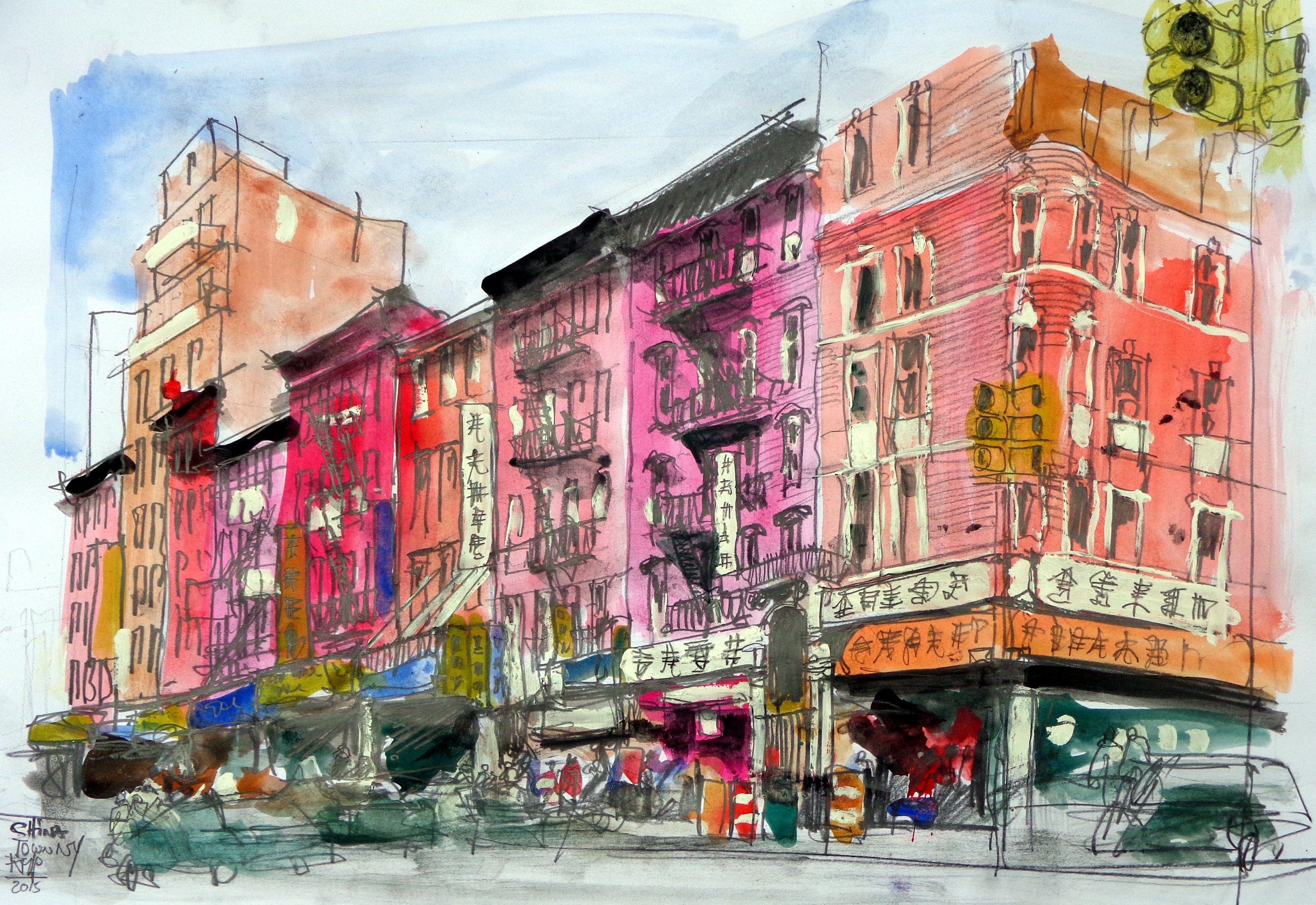 New York China Town Chinatown nyc, Chinatown, New york