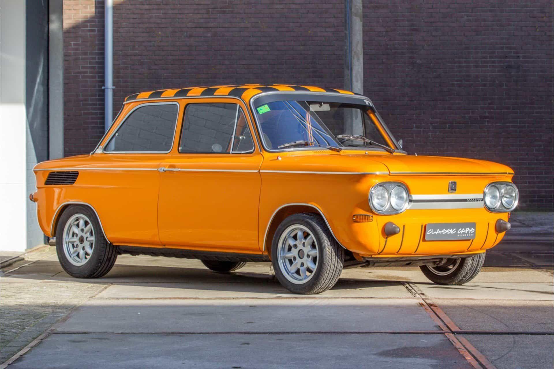 NSU Prinz TT 1000 | Retro auto, Klassieke auto's