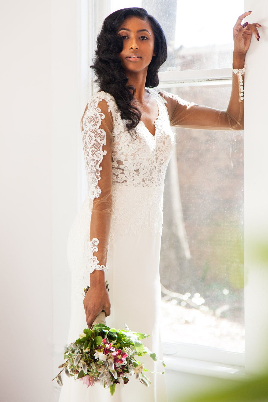 Black BeauTEA Talk // Natural Bridal Hairstyles Especially for Black ...