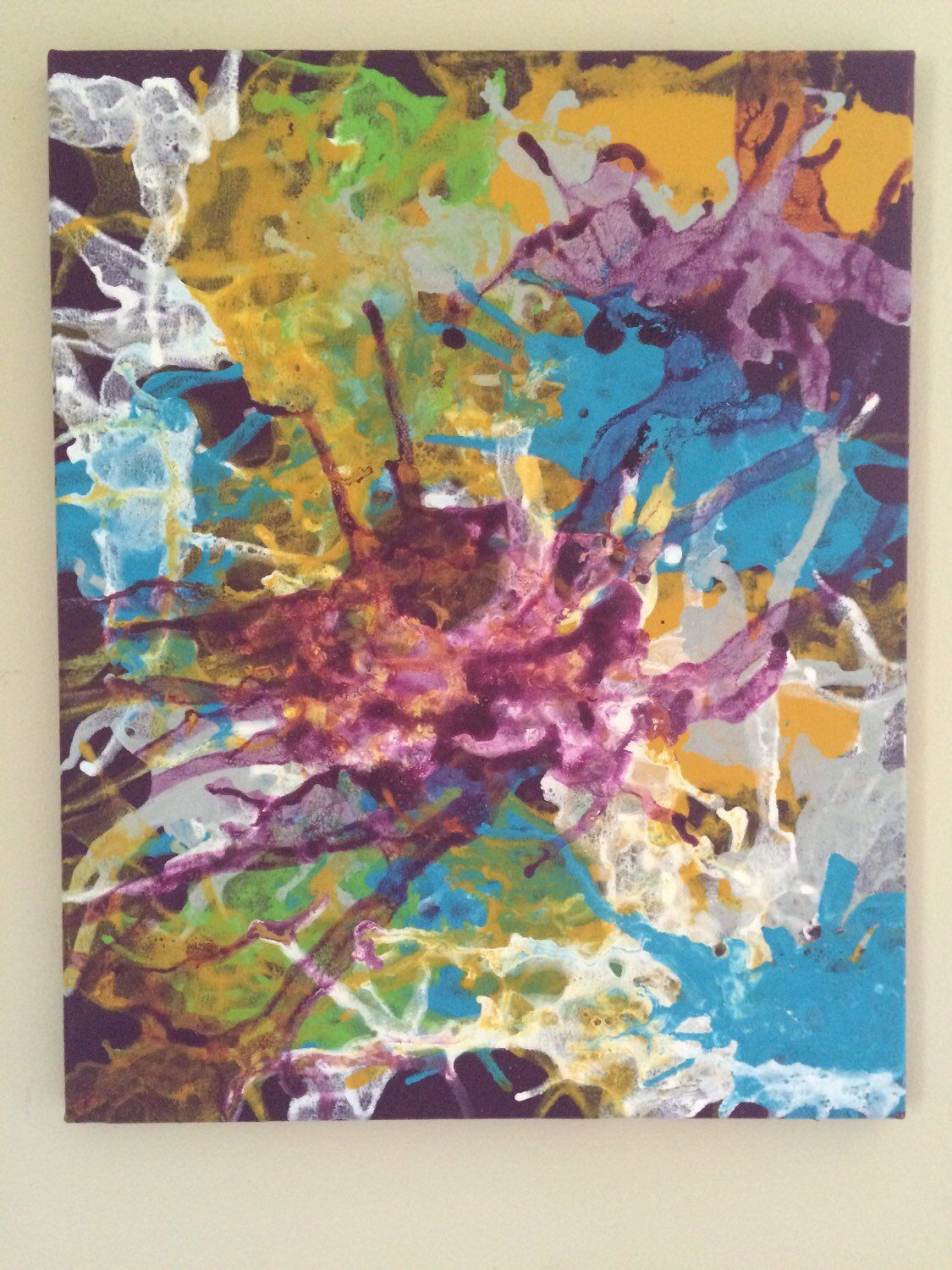 Excited to share this item from my etsy shop abstract