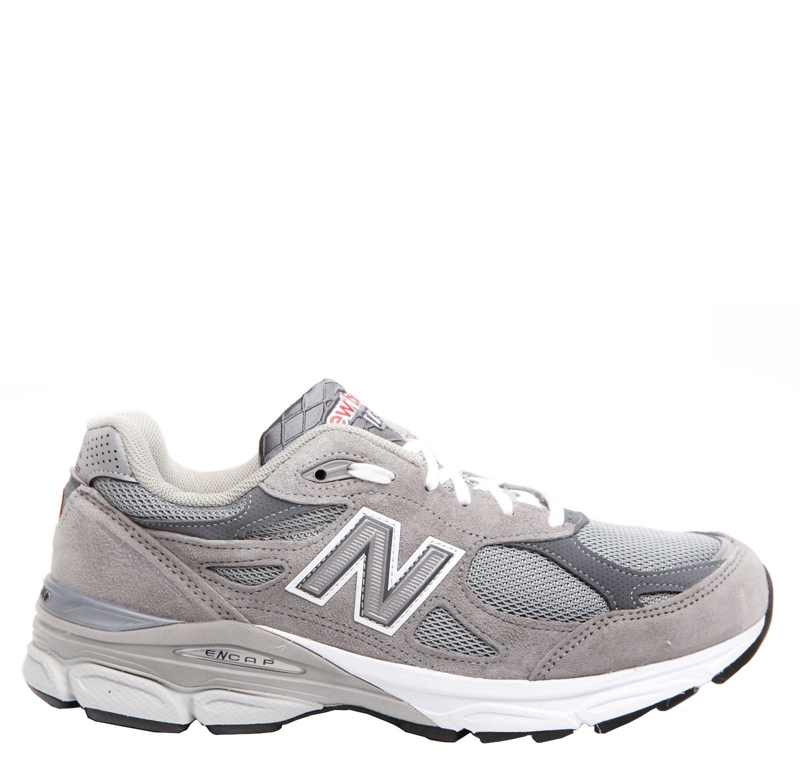 New Balance 990-Grey Suede