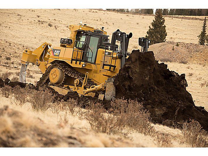 1 31 14 Caterpillar D10t 2 Cat D10t 2 Track Type Tractor