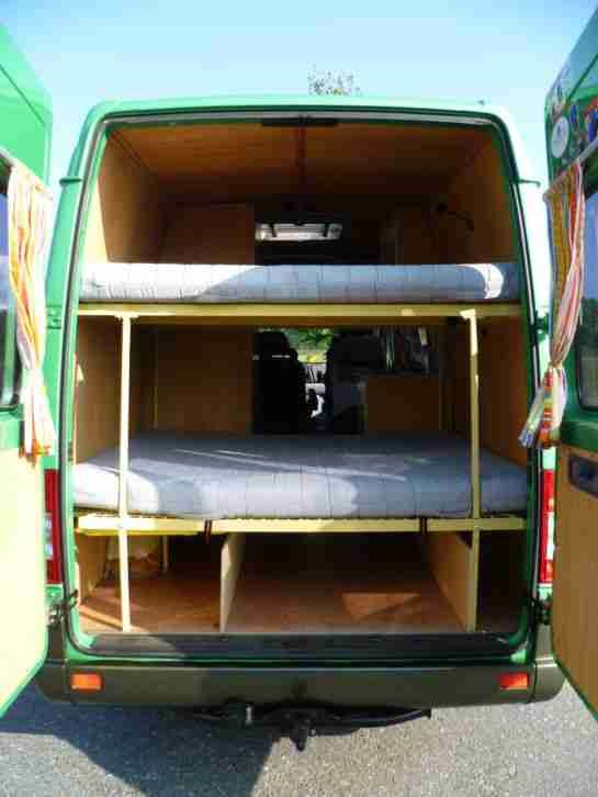 mercedes sprinter wohnmobil womo wohnwagen wohnmobile. Black Bedroom Furniture Sets. Home Design Ideas