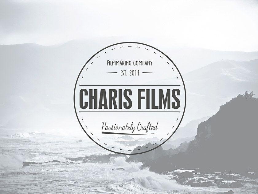 Maxmaruan - Logo design for Charis filmmaking company