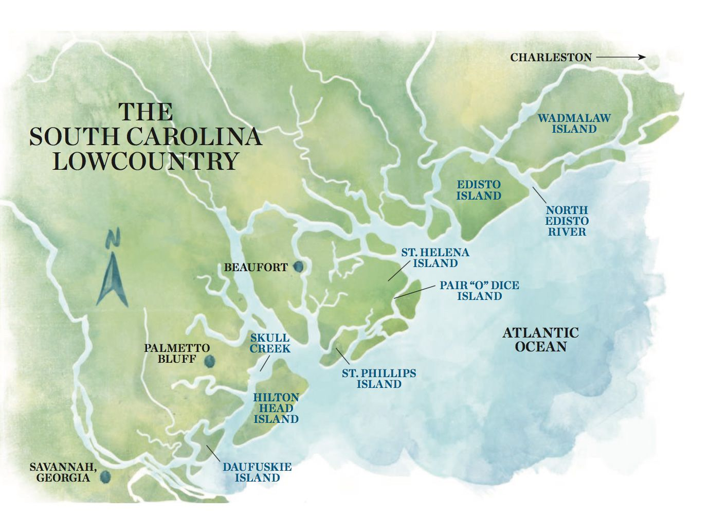 Pin On Lowcountry Maps