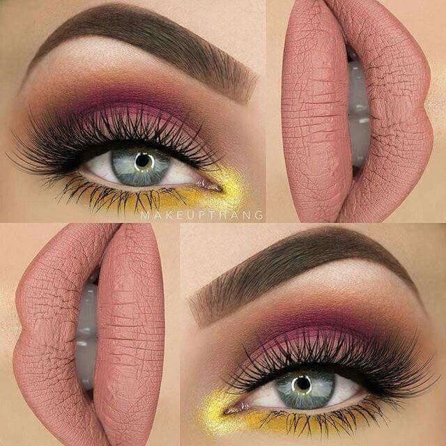 Os Papos Femininos   Maquilhagem para olhos, Maquiagem