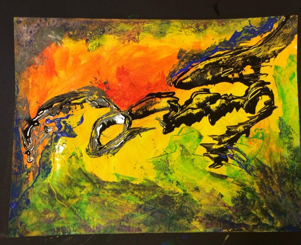 Dragon by Suka