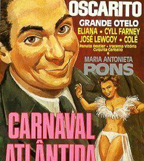 Oscarito levou a alegria do circo e dos palhaços para a representação no teatro e no cinema.
