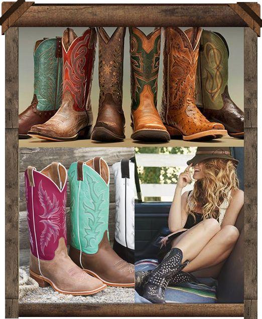 Ranch Depot Botas vaqueras Justin Boots, Ariat y Tony Lama. #Botas ...