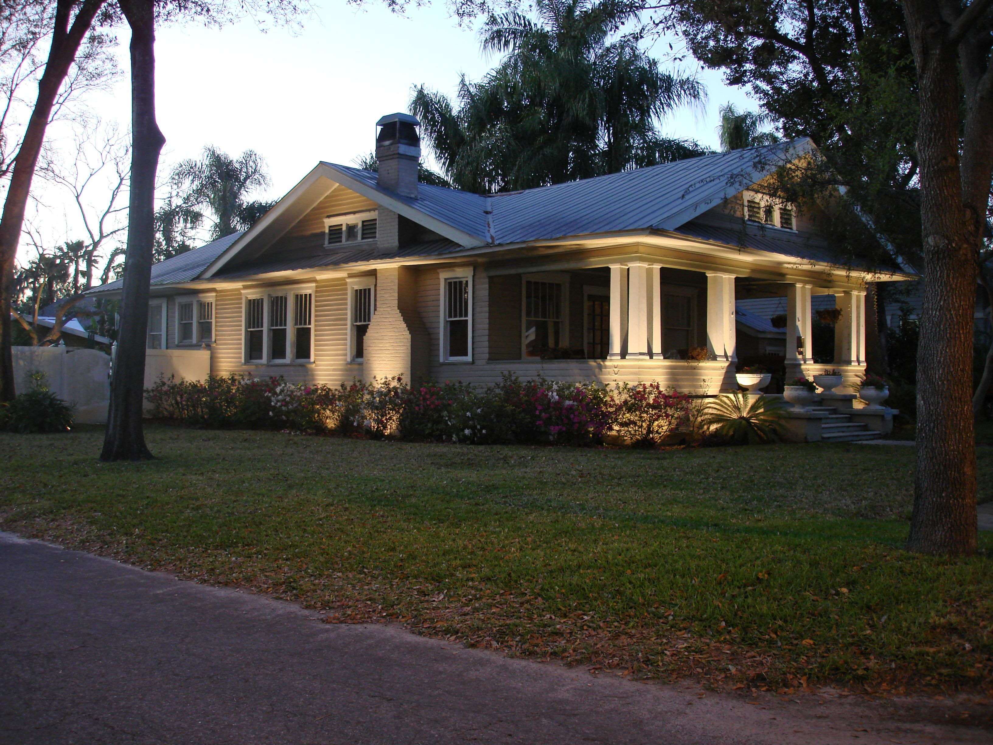Seattle character homes should never go under the cover of darkness posts about seminole heights on outdoor lighting tampa aloadofball Image collections