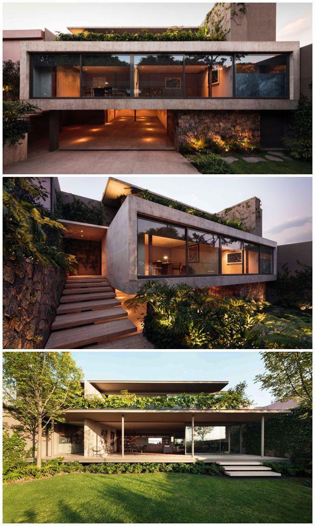 Architect Jose Juan Rivera Rio's Modernist Casa Ca