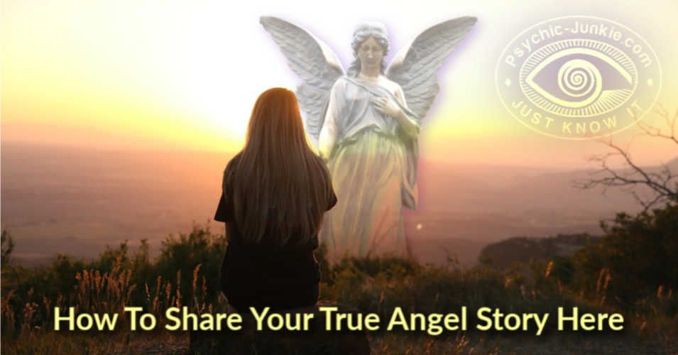 Have a true angel story how to share it here with images