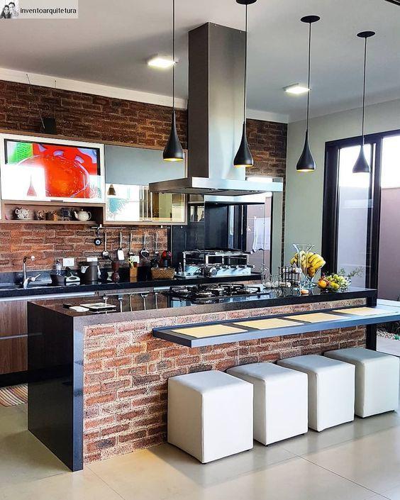 60+ moderne Küchenideen Dekor und Dekorationsideen für die ...