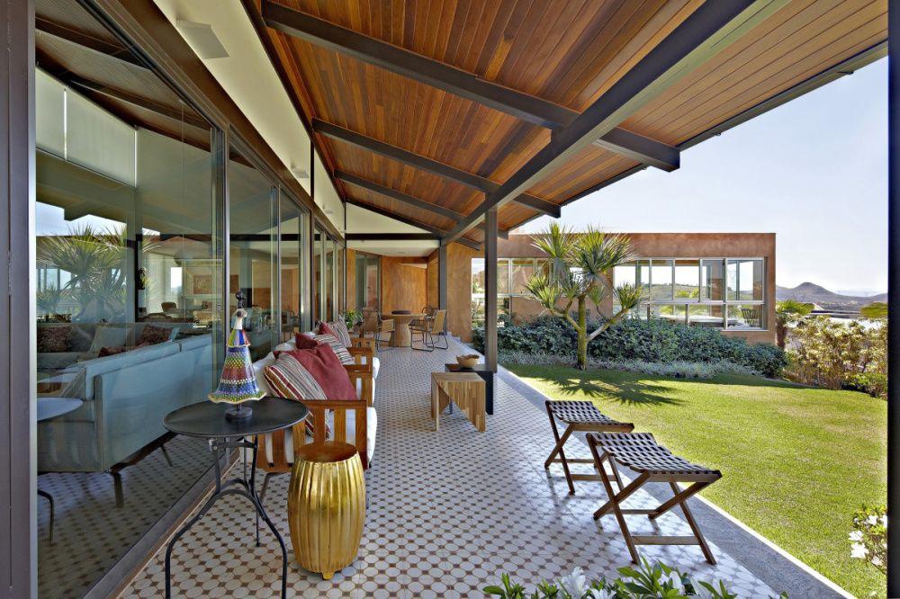 Casa do Sol por David Guerra Arquitetura e Interiores / Sun House by David Guerra Architecture and Interiors | Design BH