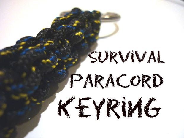Picture of Paracord Keyring