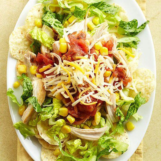Turkey Taco #Salad