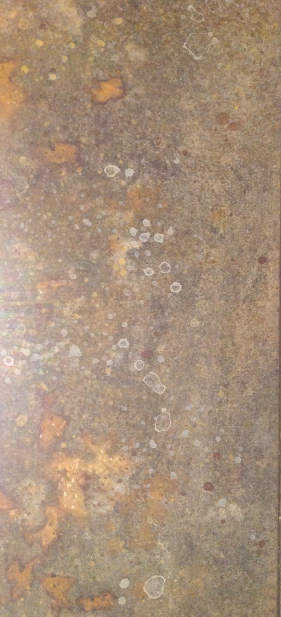 Gentle Rust Patina by Hannah Woodhouse