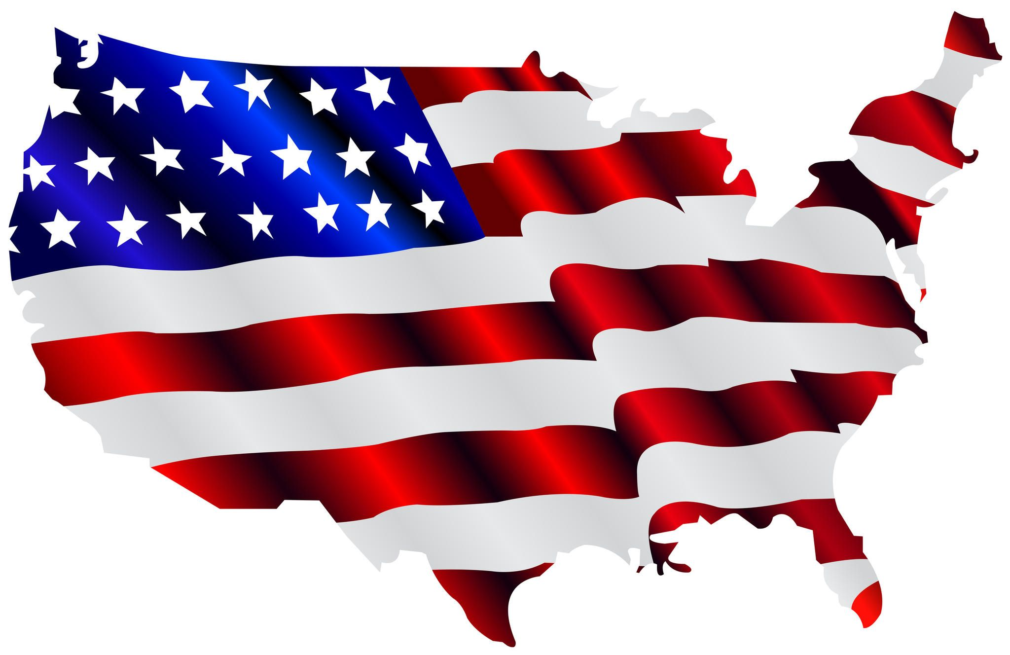 On Being An American American Flag Wallpaper And American Flag - Us map screensaver