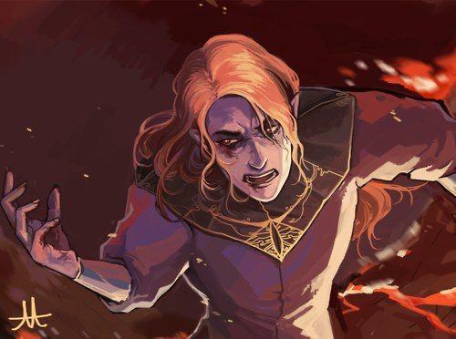 Sauron in the Dagor Dagorath.