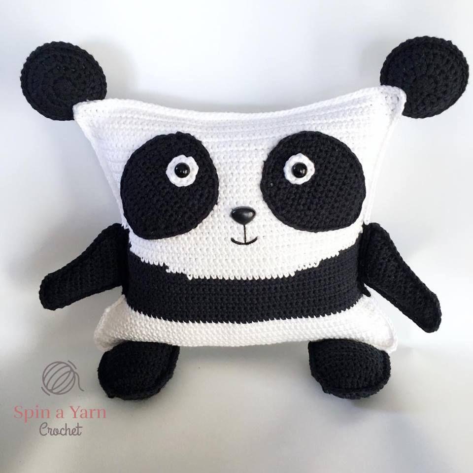 Pudgy Panda Plushie Free Crochet Pattern Crochet Pinterest