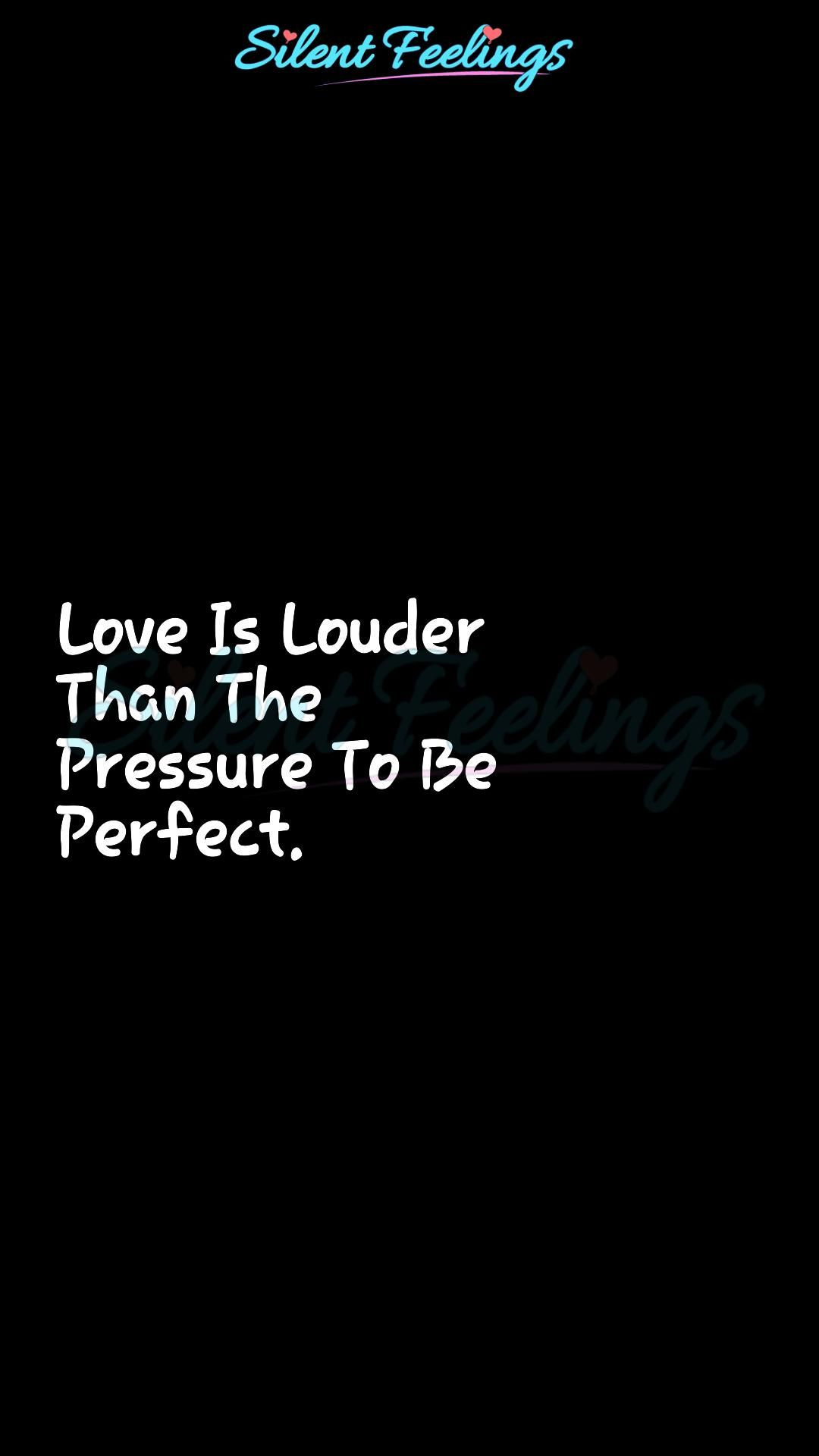 Love Is Louder Than  | Love Quotes Videos | Silent
