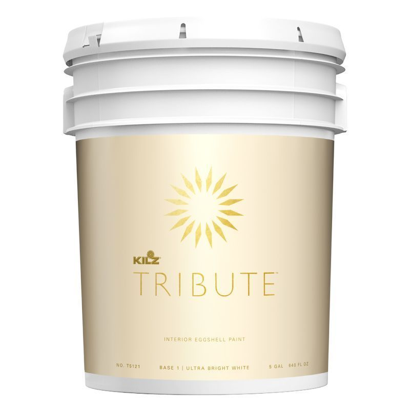 Kilz TB 88 5 GAL Almost Sage Interior Paint   5 Gallon Eggshell