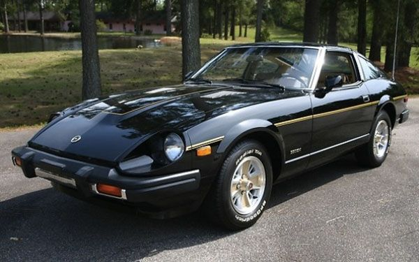 Our Fairlady Z The S130 Years 1979 1983 Down Shift Magazine Datsun Datsun 280zx For Sale Old Classic Cars