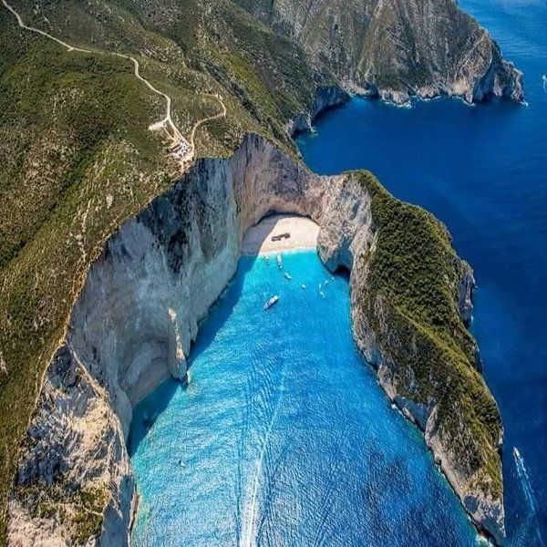 Most Beautiful Places Zakynthos: Navagio Beach, Zakynthos
