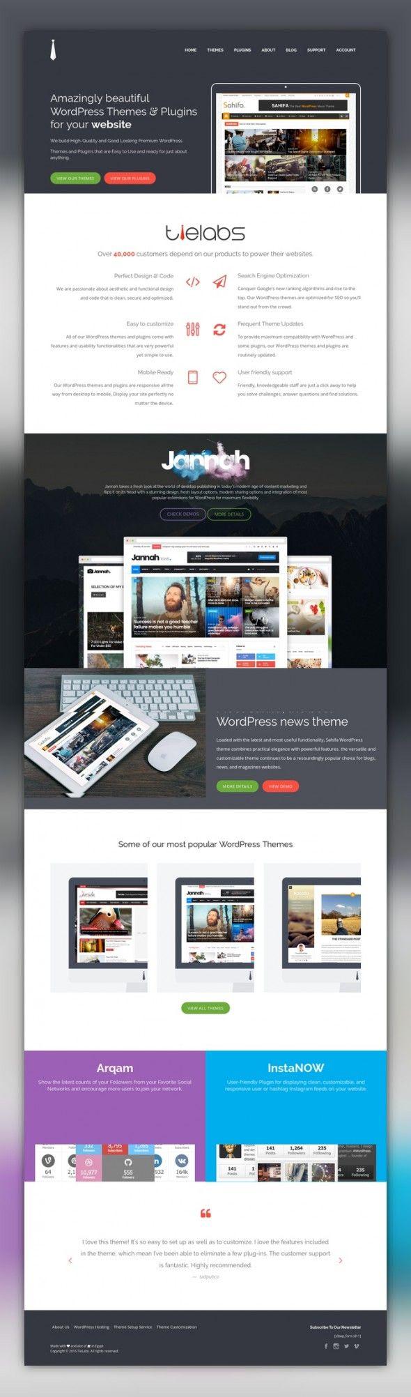 Jarida - Responsive WordPress News, Magazine, Blog full background ...
