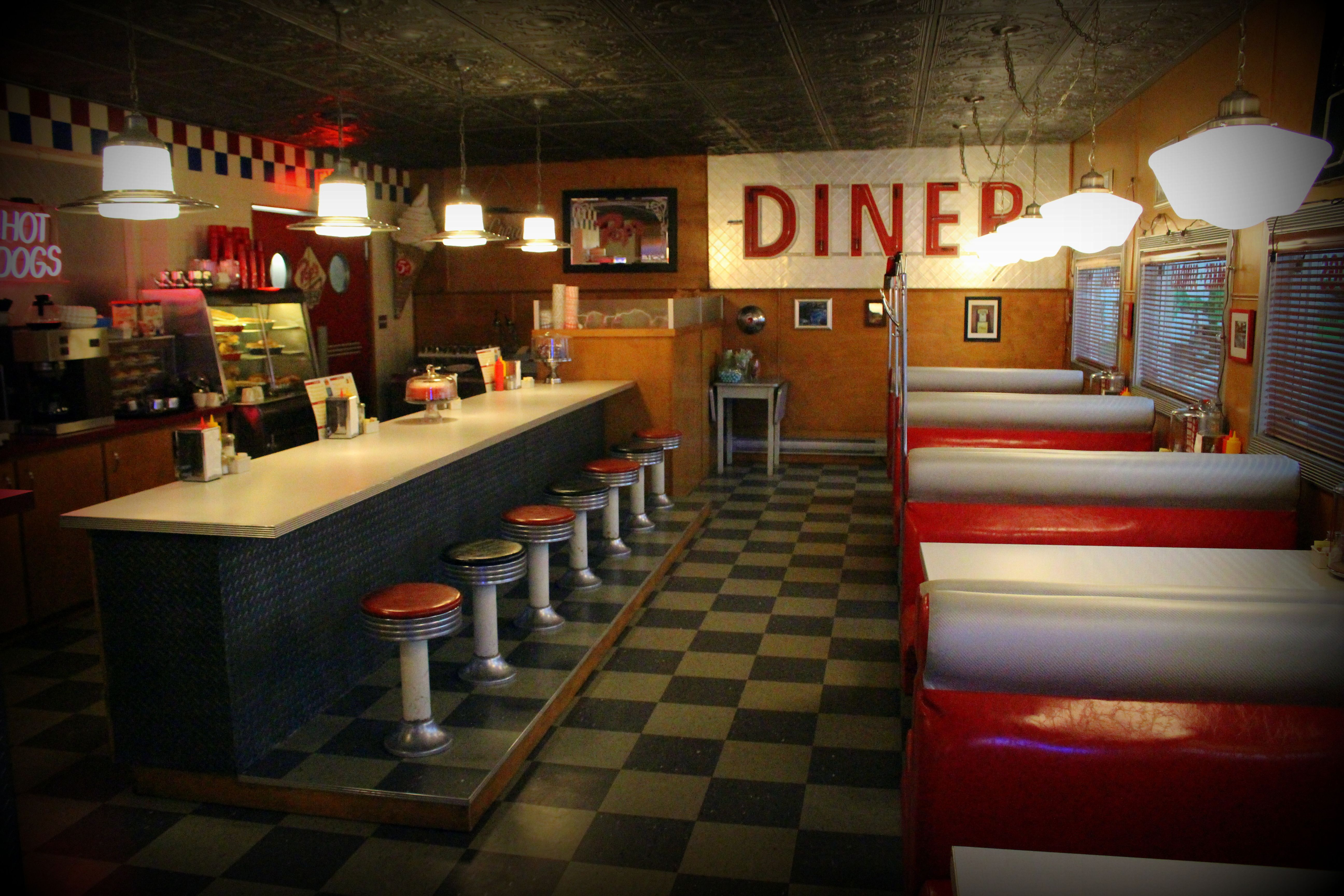 Get the Look: Riverdale's Moody Retro Diner Vibes