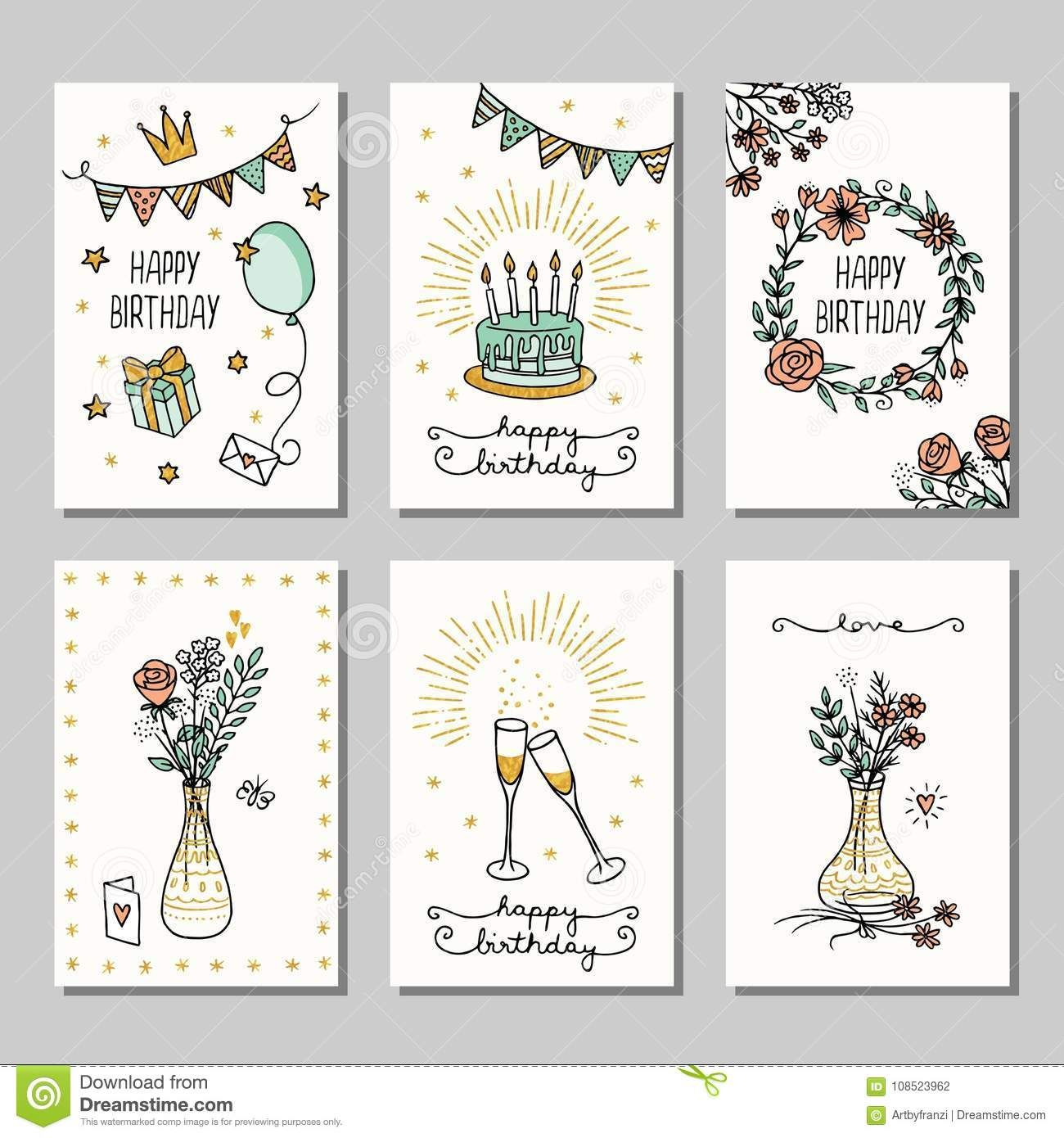 Happy Birthday Cards Birthday Card Drawing Happy Birthday Cards Handmade Happy Birthday Drawings
