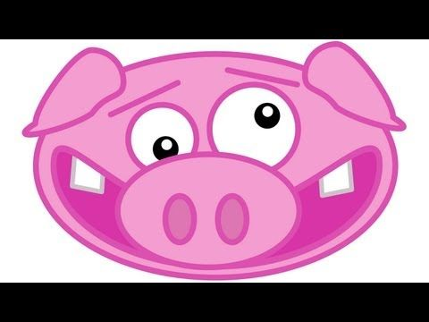 Pin By Matt Nonemacher On Sound Effects Pig Illustration Disney Pig Pig