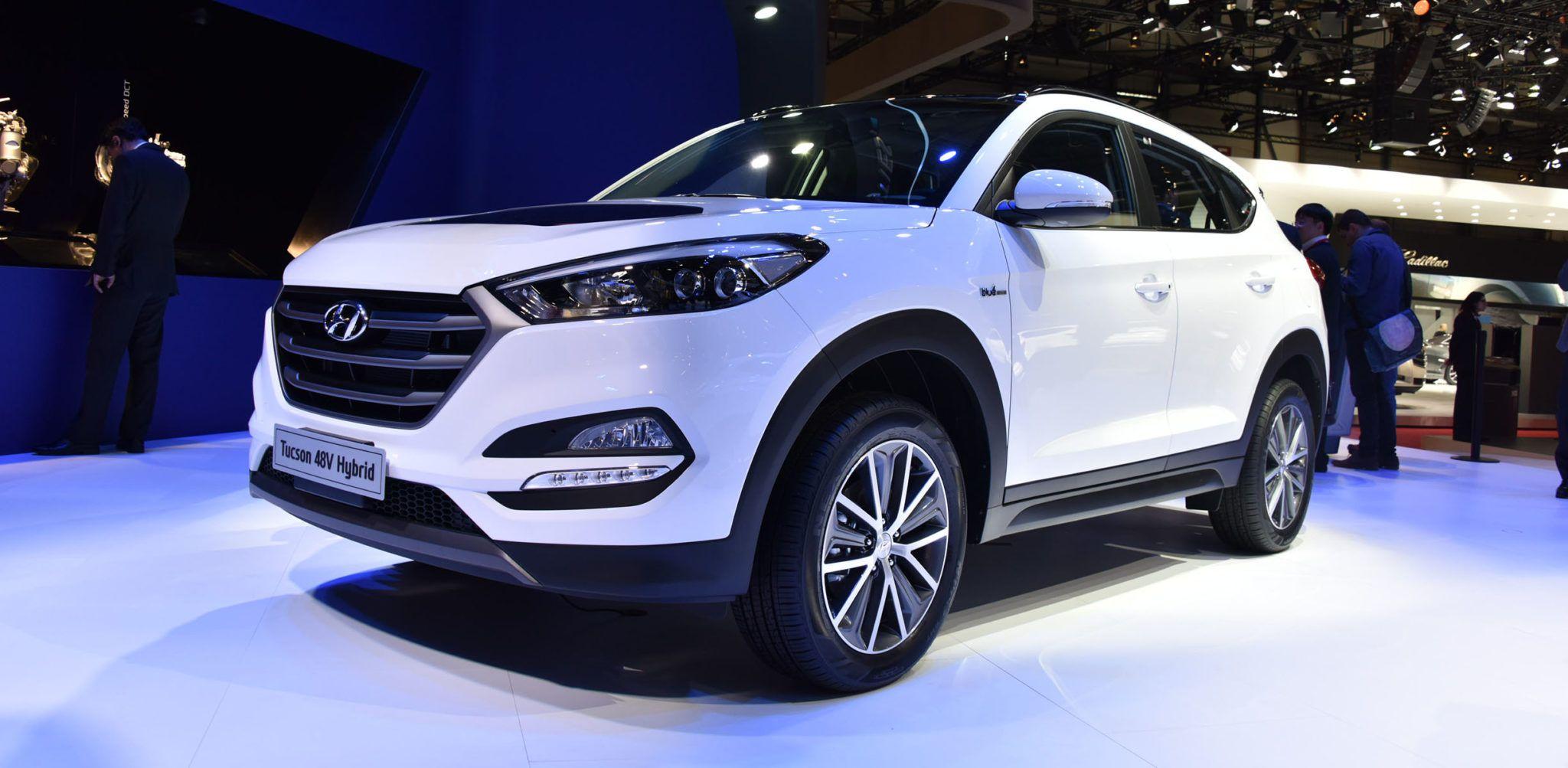 2018 hyundai tucson changes hybrid model hyundai tucson
