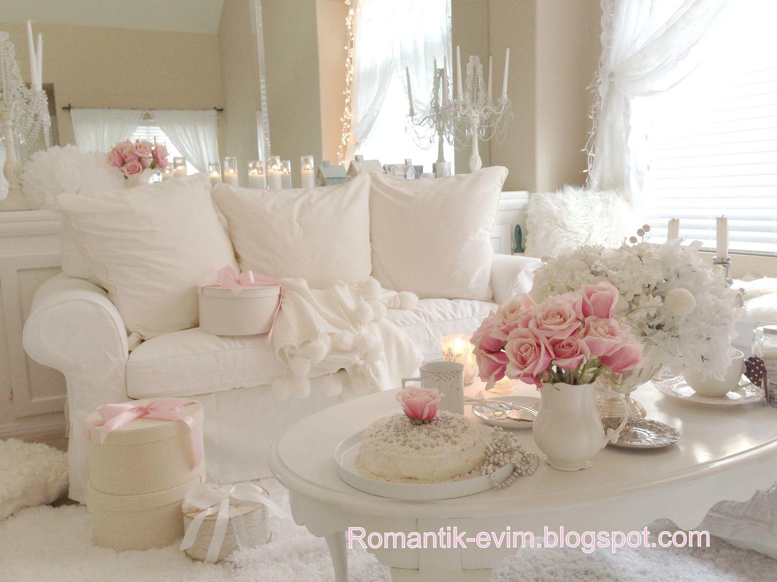 Romantic Shabby Chic Decorating Ideas   romantic shabby chic blog ...