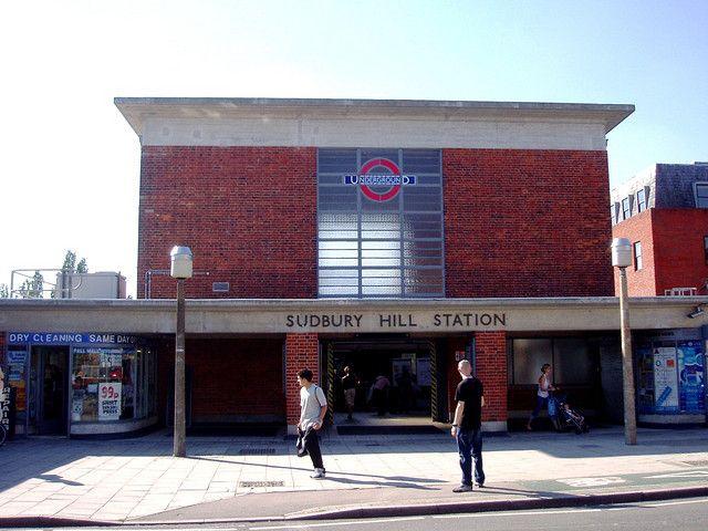 Sudbury Hill station | Brent and Ealing | London underground