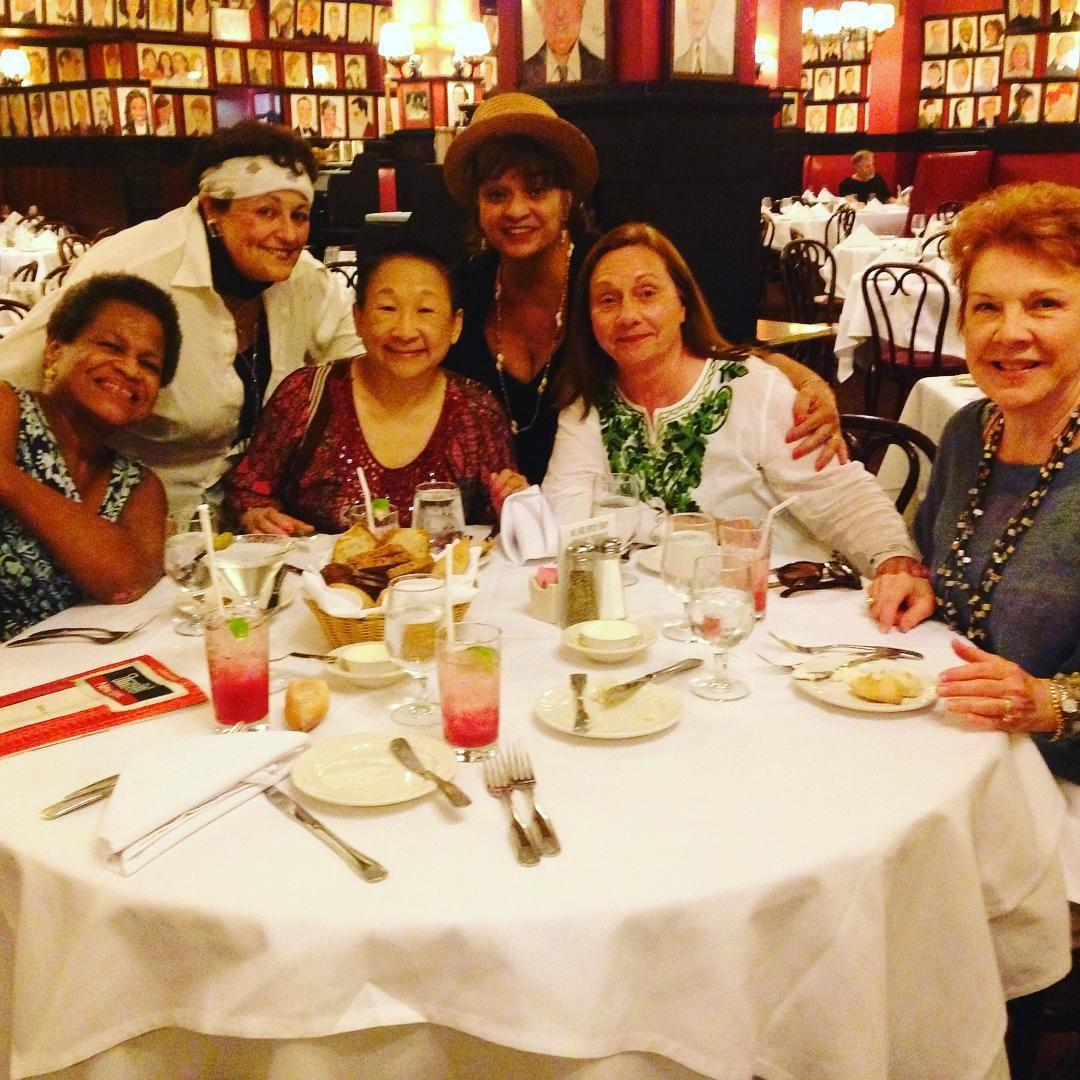 Orange is the New Black - Michelle Hurst, Barbara Rosenblat, Lori Tan Chinn, Lin Tucci, Dale Soules, and Beth Fowler