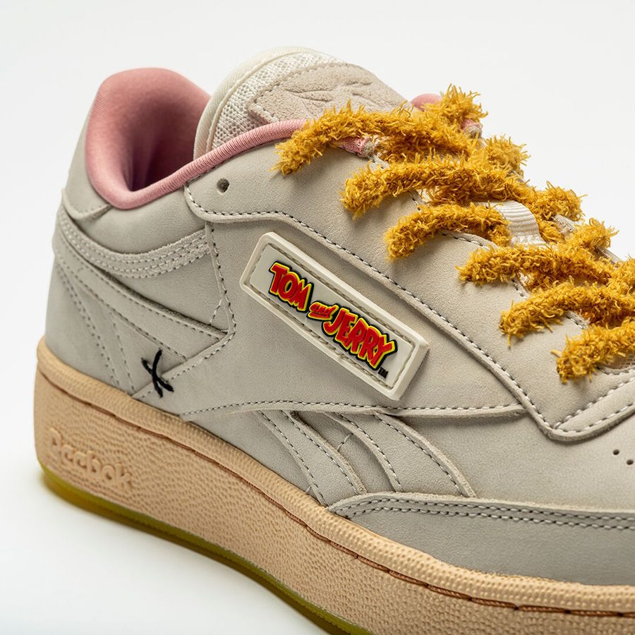 Reebok Tom & Jerry Collection Release Date Sneaker Bar