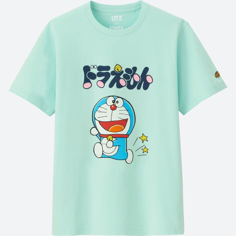 61c44593 Doraemon UT Collection | UNIQLO USA | UNIQLO US | Fashion Guide in ...