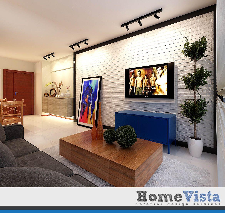 Interior Design Ideas  Home Design  Homevista Singapore  Living Endearing Hdb 4 Room Living Room Design Decorating Inspiration