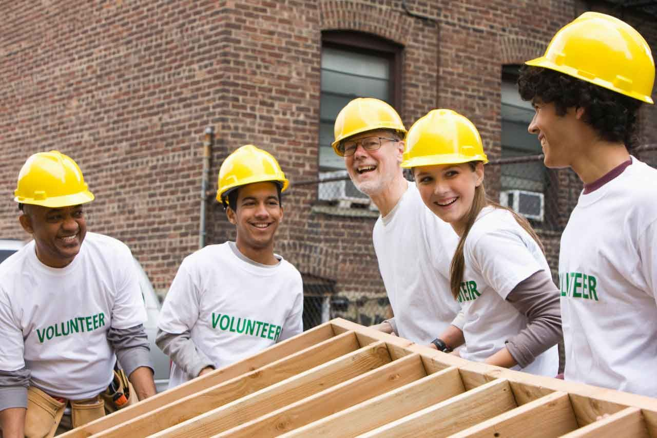 Volunteering Helps People Feel Better About Themselves