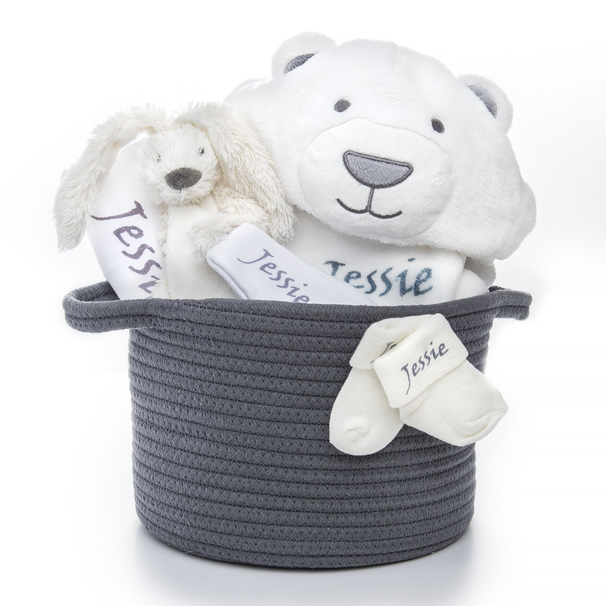 Personalised baby gift hampers diy choose each item for your gift personalised baby gift hampers diy choose each item for your gift hamper and then customise negle Choice Image