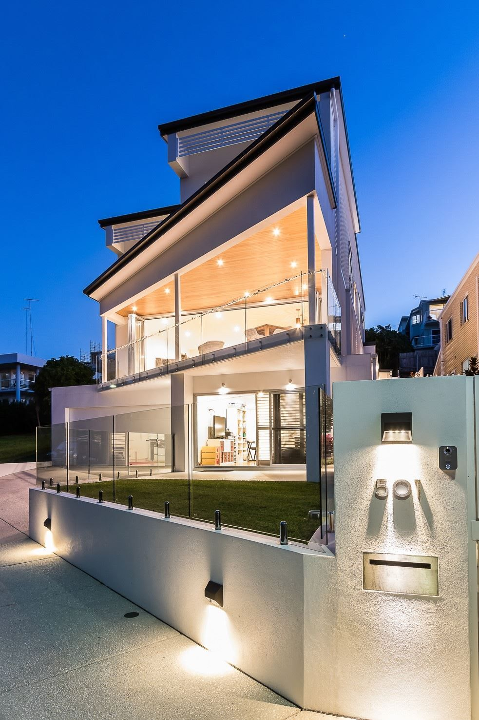 Contemporary and Hamptons new home Builder Brisbane and