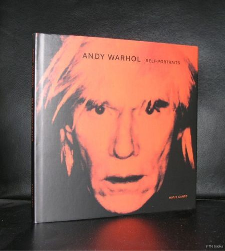 andy warhol selbstportraits german edition