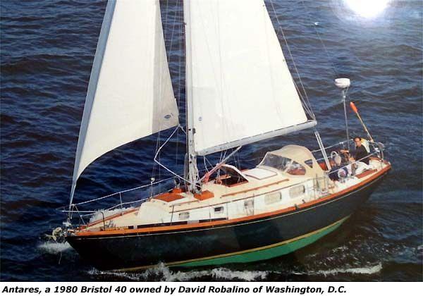 bristol 40 sailboat - Google Search